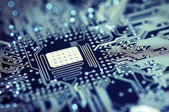 Domicity Competitive Analysis Circuit Board Image