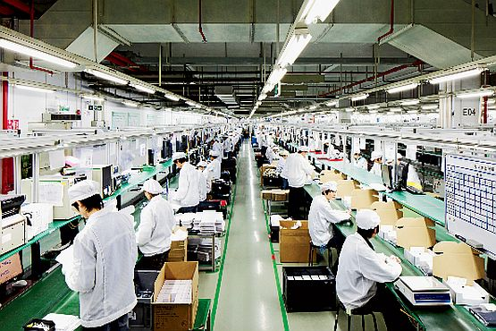 Domicity Competitive Analysis Electronics Factory Image